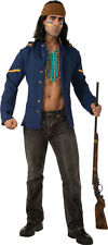 Men's Renegade Costume Western Indian Military Jacket Adult Size XLarge