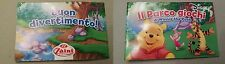EXTRA KINDER FERRERO SURPRISE CARTINA POSTER PARCO GIOCHI DISNEY WINNIE THE POOH
