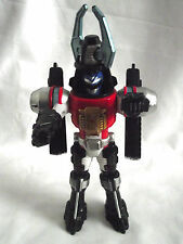 POWER RANGERS / OPERATION OVERDRIVE / TURBO DRILL RANGER/ TRANSFORMS TO VEHICLE