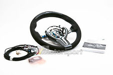 BMW M Performance Electronic Steering Wheel, Alcantara Race Display M3 M4 OEM