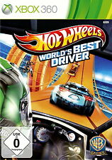 Hot Wheels: World's Best Driver - Xbox 360 - deutsch - Neu / OVP