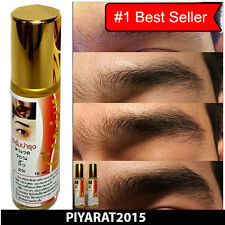 Genive Lash Natural growth Stimulator Serum Eyelash Eyebrow Grow Longer Thicker.