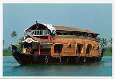 (38201) Postcard -  India - Alleppey Backwaters Kerala #1