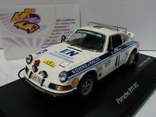 Toppreis # Schuco 03615 # Porsche 911 RS Safari Rallye 1974 No.41 Herrmann 1:43