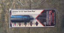 "NEW VT2P-2 DOINKER 2-1/2"" VARI-TUNE PLUS STEEL BOW STABILIZER W/WRAPS"