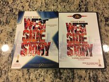 WEST SIDE STORY LIKE NEW NO SCRATCHES DVD w/SLIP COVER 1961 NATALIE WOOD MUSICAL