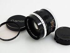 CANON FL 50mm f/1.4 II MF Standard Lens **JUNK**