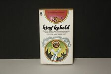 King Kobold- Christopher Stasheff- ACE 1971 Warlock #2- SF124