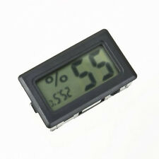 Pocket Digital LCD Temperature Humidity Meter Thermometer Hygrometer for Indoor
