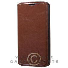 Nexus 6 Wallet Pouch Brown Protector Guard Shield
