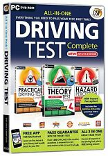 Driving Test Pass Complete CD 2016 All Tests Edition Theory Practical Licence