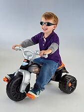 Harley Davidson Tough Trike NEW Kids Toddler Ride On Tricycle Big Wheel Toy