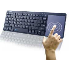 Gosin Bluetooth Wireless Keyboard with Touchpad f Windows Ultrathin Android IOS