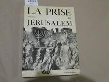 LE JUIF Jos La prise de jérusalem...