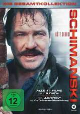 Gesamtbox SCHIMANSKI Götz George 17 Filme GESAMTKOLLEKTION 9 DVD Box COLLECTION