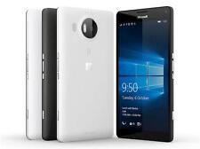 """Microsoft Lumia 950 XL Dual Sim  white GRADO """"C+"""" GARANZIA E ACCESSORI"""