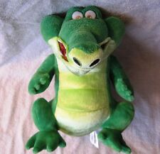 "DISNEY STORE EXCLUSIVE - PETER PAN - TICK TOCK CROC - 12"" PLUSH TOY!"