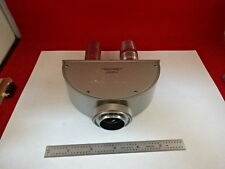 MICROSCOPE PART REICHERT AUSTRIA ZETOPAN HEAD BINOCULAR OPTICS AS IS #31-C-99