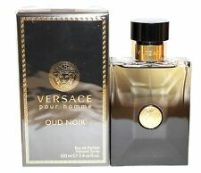 Versace Oud Noir 3.3/3.4oz. Edp Spray For Men New In Box