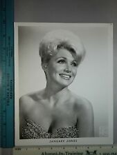 Rare Original VTG Gorgeous 1960s Singer January Jones James J. Kriegsmann Photo