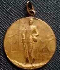 1945 URUGUAY Montevideo's Police - SABRE CHAMPION - BEAUTY FENCING MEDAL AWARD