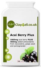 Acai BERRY PLUS – Antioxidante Fórmula Concentrada