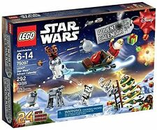 NEW LEGO Star Wars 75097 Advent Calendar Building