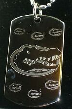 Florida Gators cool Dog Tag Pendant Necklace 6