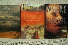 The Cloud Machinery Whyte East of the Mountains Where to Choose lot 3 old books