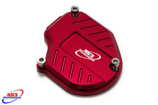 HONDA TRX 450 R 2006-2016 CNC ALUMINIUM THROTTLE COVER RED