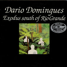 Dario Domingues - Exodus South Of Rio Grande (Vinyl LP - 1983 - DE - Original)