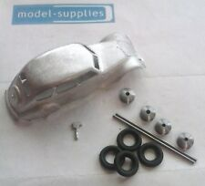 SLMC #40 Peugeot 402 Taxi (copy of French Dinky 24L) white metal kit