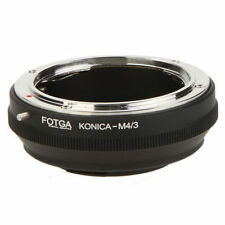Fotga Konica-M4/3 Adapter Digital Ring Konica AR Mount Lens to Micro 4/3