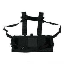 Mayflower R&C UW Chest Rig Gen IV - BLACK 4