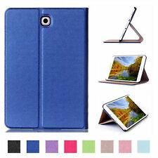 Custodia per Samsung Galaxy Tab 8.0 S2 SM-T713 SM-T719 Book Cover Case Blu