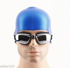 Cool fashion Adult men Anti-fog Waterproof UV Protection Swimming Goggle Glasses