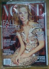 VOGUE Magazine November 2014 Natalia Vodianova