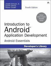 Introduction to Android Application Development: Android Essentials (4th Editio