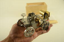 Steam Engine Model Car