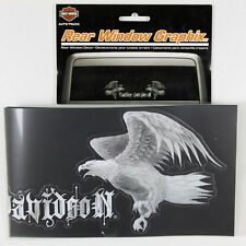 Harley Davidson HD Eagle Adler logotipo discos pegatinas pegatinas decal sticker