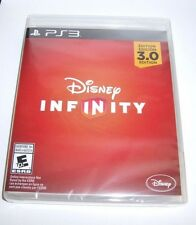 DISNEY INFINITY 3.0 Game Disc Only New Sealed in Case PS3 Star Wars Inside Out