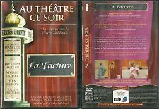 DVD - LA FACTURE avec JACQUELINE MAILLAN / COMME NEUF - AU THEATRE CE SOIR