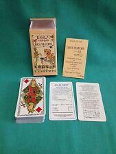 Tarot Francais Des Fleurs 78 Cartes French Tarot 78 Cards Fortune Telling Deck