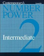 Number Power TABE - Intermediate 2/Level D