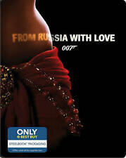 New steelbook! James Bond: From Russia with Love (Blu-ray /Digital) sealed