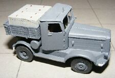 MGM 80-225 1/72 Resin WWII German Kaelble Z6 GN 110 4-Wheel Tractor