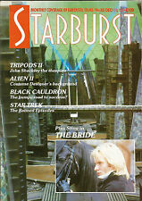 Starburst Magazine #88 (Dec.1985) Cinema/Television Sci-Fi/Fantasy VG