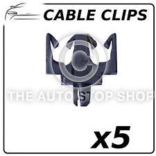 Fasteners Cable Clips For 2 Cables Cable 7MM - Drilling 6,5MM All Types 1312 5PK