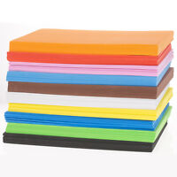 EVA Foam sheets A4 or A3 Choose Colour and Size Pack of 10