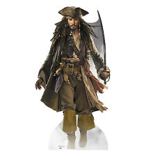 JACK SPARROW - PIRATES - LIFE SIZE STANDUP/CUTOUT - BRAND NEW 690